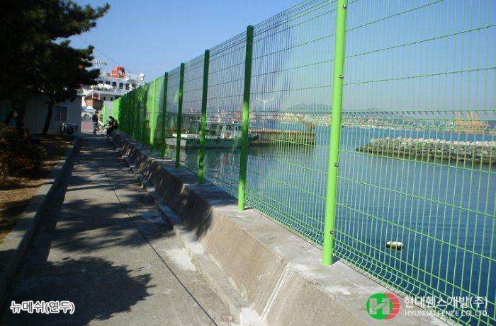 뉴메쉬휀스-펜스-휀스종류-철망-울타리-팬스-담장-fence-현대휀스개발-3