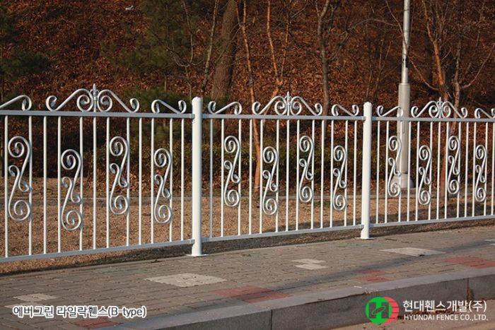 라일락휀스-펜스-휀스종류-철망-울타리-팬스-담장-fence-현대휀스개발-2