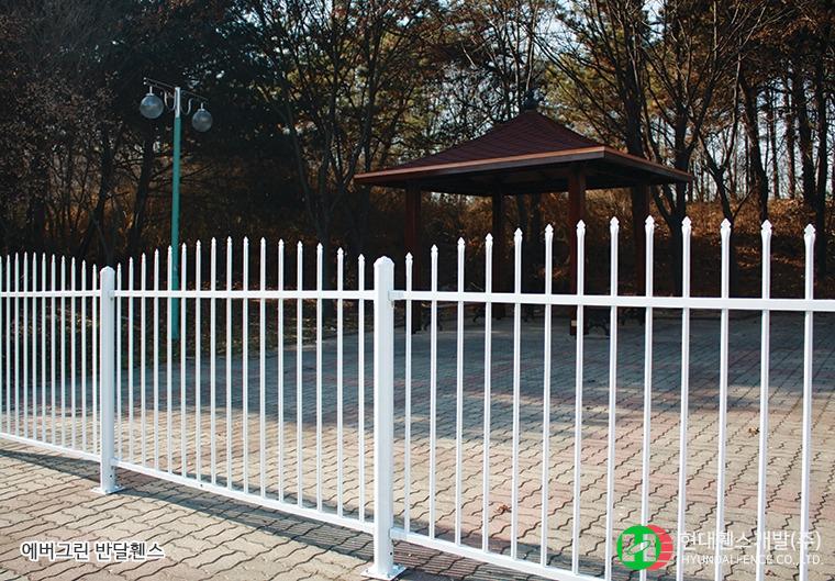 반달휀스-펜스-휀스종류-철망-울타리-팬스-담장-fence-현대휀스개발-1