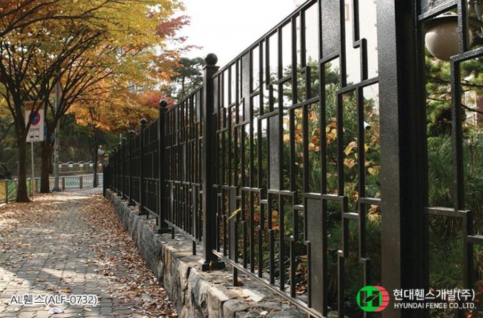 AL휀스-펜스-ALF0732-휀스종류-철망-울타리-팬스-담장-fence-현대휀스개발